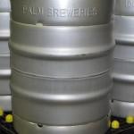 Chinese beer keg