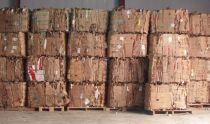 Establishment waste paper trade relationship