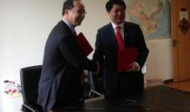 MOU signed between BCECC and Mofcom
